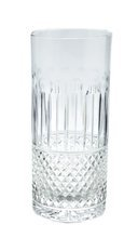 Crystal glasses for water and drinks 320ml