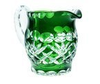Emerald crystal jug 100ml
