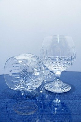 Crystal glasses for cognac 250ml